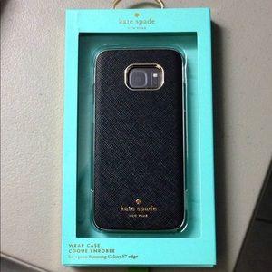 Kate Spade New York wrap case for Samsung s7 edge